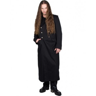 kabát férfi BLACK PISTOL - Army Coat Denim - BLACK, BLACK PISTOL