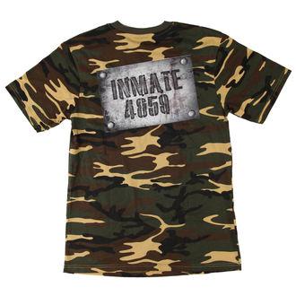 Sabaton férfi póló - Bennlakó Camouflage - NUCLEAR BLAST - 2292 - SÉRÜLT