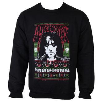 pulóver (kapucni nélkül) férfi Alice Cooper - Holiday 2015 - ROCK OFF, ROCK OFF, Alice Cooper