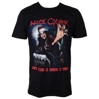 metál póló férfi Alice Cooper - Santa Claws - ROCK OFF, ROCK OFF, Alice Cooper