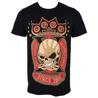 metál póló férfi Five Finger Death Punch - Anniversary X - ROCK OFF, ROCK OFF, Five Finger Death Punch