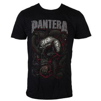metál póló férfi Pantera - Serpent Skull - ROCK OFF, ROCK OFF, Pantera