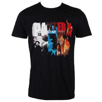 metál póló férfi Pantera - Album Collage - ROCK OFF, ROCK OFF, Pantera