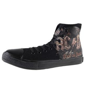 magasszárú cipő női AC-DC - F.B.I., F.B.I., AC-DC
