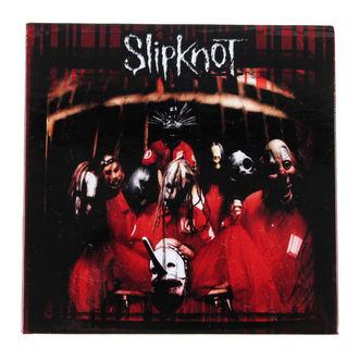 Slipknot mágnes - szomszédsági Fridge - ROCK OFF, ROCK OFF, Slipknot