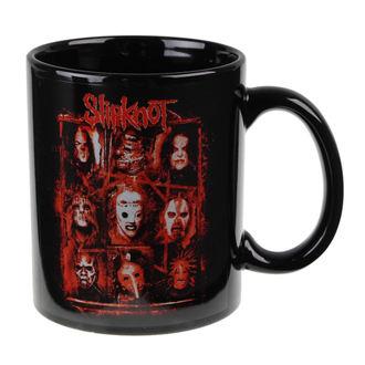 Slipknot bögre - Rusty - ROCK OFF, ROCK OFF, Slipknot