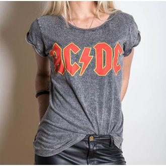 AC DC női póló - Classic Logo - ROCK OFF - ACDCTS23LAW - Metalshop.hu f4f66ae91e