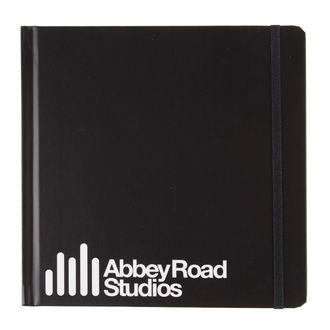 Beatles jegyzetfüzet - Abbey Road - Logo - ROCK OFF, ROCK OFF, Beatles