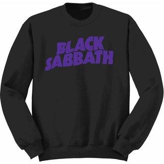 pulóver (kapucni nélkül) gyermek Black Sabbath - Wavy Logo - ROCK OFF, ROCK OFF, Black Sabbath