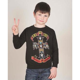 pulóver (kapucni nélkül) gyermek Guns N' Roses - Appetite For Destruction - ROCK OFF, ROCK OFF, Guns N' Roses