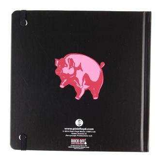 Pink Floyd jegyzetfüzet - Animals - ROCK OFF, ROCK OFF, Pink Floyd