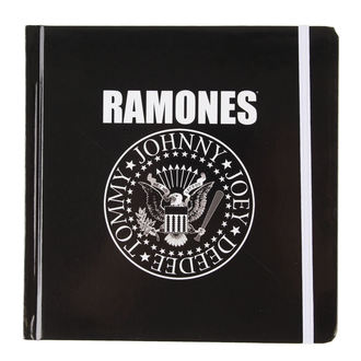 Ramones jegyzetfüzet - Presidental Seal - ROCK OFF, ROCK OFF, Ramones