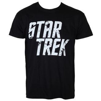 filmes póló férfi Star Trek - Distressed Logo - HYBRIS, HYBRIS