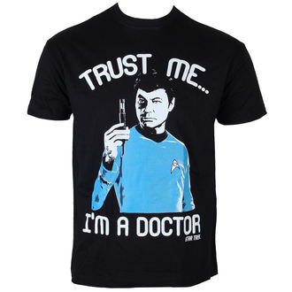 filmes póló férfi Star Trek - Trust Me-I´m A Doctor - HYBRIS, HYBRIS