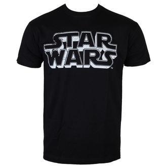filmes póló férfi Star Wars - Distressed Logo - HYBRIS, HYBRIS