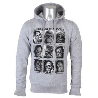 kapucnis pulóver férfi Star Wars - Expression Of a Wookie - LEGEND, LEGEND