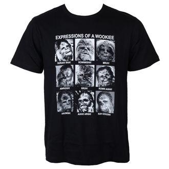 filmes póló férfi Star Wars - Expression Of a Wookie - LEGEND, LEGEND