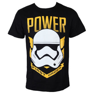 filmes póló férfi Star Wars - Trooper Power - LEGEND - MESWSTOTS149