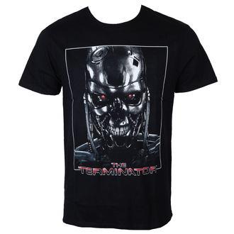 Terminator férfi póló - T800 - Black - LEGEND, LEGEND, Terminator