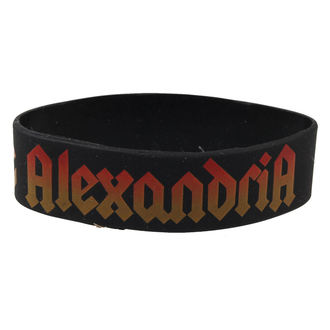 Asking Alexandria karkötő - Wrist Ride - PLASTIC HEAD, PLASTIC HEAD, Asking Alexandria