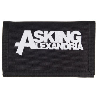 Asking Alexandria pénztárca - Logo - PLASTIC HEAD, PLASTIC HEAD, Asking Alexandria