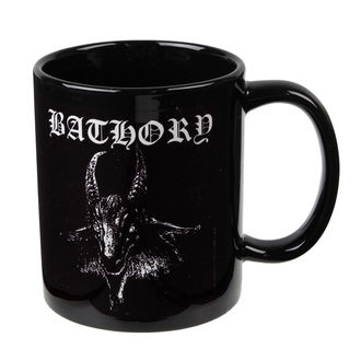 Bathory bögre - Goat - PLASTIC HEAD, PLASTIC HEAD, Bathory