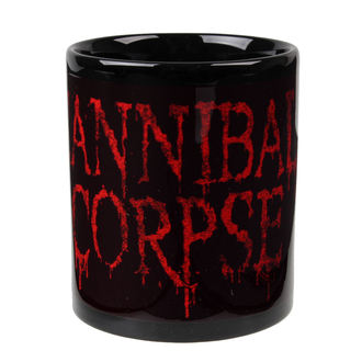 Cannibal Corpse bögre - Dripping Logo - PLASTIC HEAD, PLASTIC HEAD, Cannibal Corpse