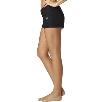 rövidnadrág női (rövidnadrág) FOX - Vault Tech - Black