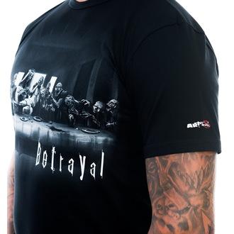 póló férfi - Betrayal - ART BY EVIL, ART BY EVIL