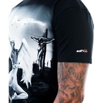 póló férfi - Reborn - ART BY EVIL, ART BY EVIL