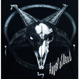 póló férfi - Angel of Death - ART BY EVIL