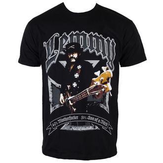 metál póló férfi Motörhead - Lemmy Iron Cross 49 Percent - ROCK OFF, ROCK OFF, Motörhead