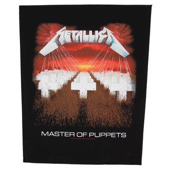 Metallica nagy felvarró - Master Of Puppets - RAZAMATAZ, RAZAMATAZ, Metallica