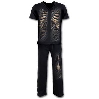 SPIRAL férfi pizsama szett - Bone Rips, SPIRAL