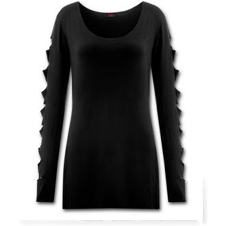 póló női - Metal Streetwear - SPIRAL - P003F454
