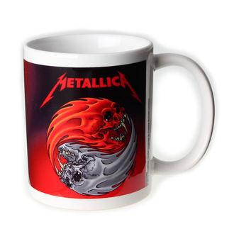 Metallica bögre - Yin and Yang - PYRAMID POSTERS, PYRAMID POSTERS, Metallica