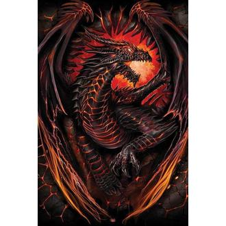Spiral poszter - Dragon Furnace - PYRAMID POSTERS, PYRAMID POSTERS