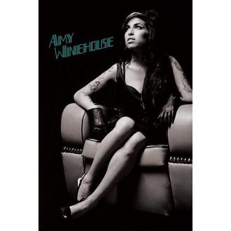 Amy Winehouse poszter - Chair - PYRAMID POSTERS, PYRAMID POSTERS, Amy Winehouse