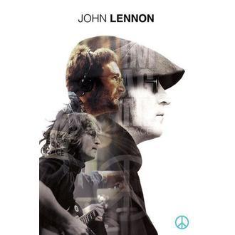 John Lennon poszter - Double Exposure - PYRAMID POSTERS, PYRAMID POSTERS, John Lennon