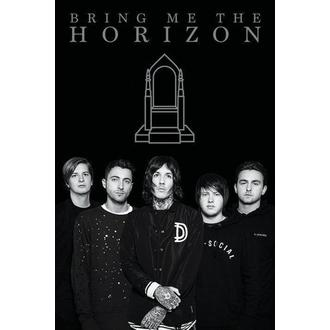 Bring Me The Horizon poszter - Band - PYRAMID POSTERS