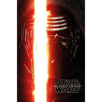 Star Wars poszter - Episode VII - Kylo Ren Teaser - PYRAMID POSTERS, PYRAMID POSTERS