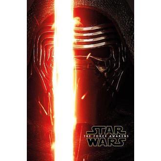 Star Wars poszter - Episode VII - Kylo Ren Teaser - PYRAMID POSTERS, PYRAMID POSTERS
