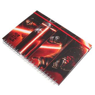 Star Wars jegyzetfüzet - Episode VII - Split - PYRAMID POSTERS, PYRAMID POSTERS