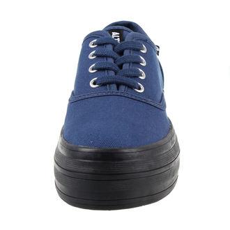 rövidszárú cipő női - Navy - ALTERCORE, ALTERCORE