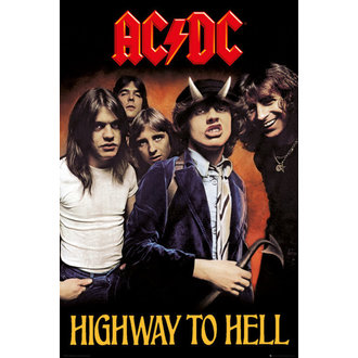 AC/DC poszter - Highway To Hell - GB posters, GB posters, AC-DC
