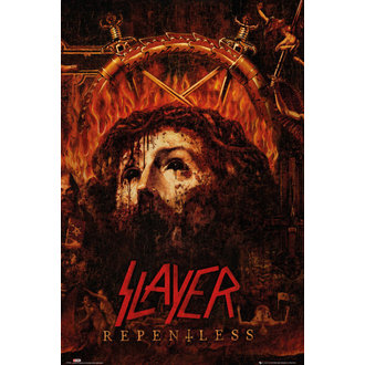 Slayer poszter - Repentless - GB posters, GB posters, Slayer