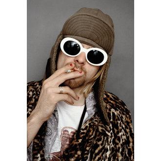 Kurt Cobain poszter - Colour - GB posters, GB posters, Nirvana