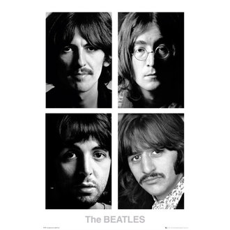 The Beatles poszter - White Album - GB posters, GB posters, Beatles