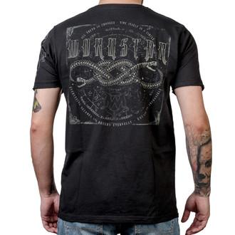 hardcore póló férfi - Ouroboros - WORNSTAR, WORNSTAR