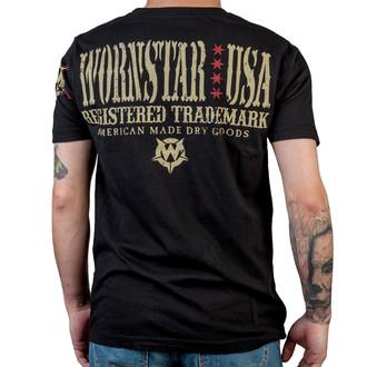 hardcore póló férfi - Halo - WORNSTAR, WORNSTAR